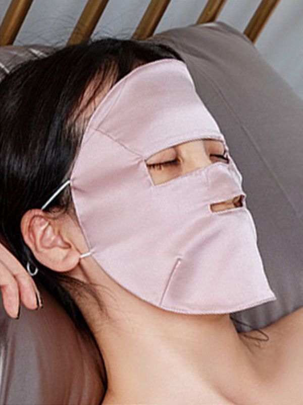 Silk Eye Mask With Famous Painting