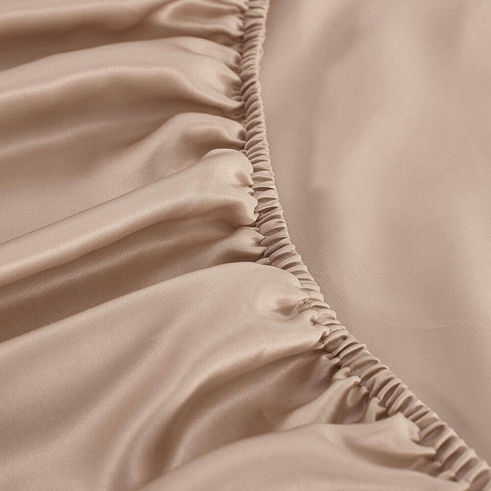 25 Momme Luxurious Mulberry Silk Fitted Sheet