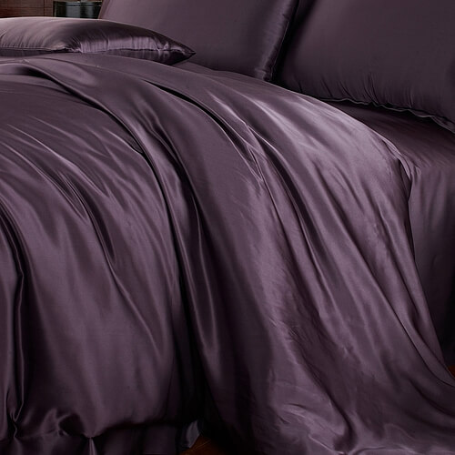 25 Momme Luxurious Mulberry Silk Duvet Cover