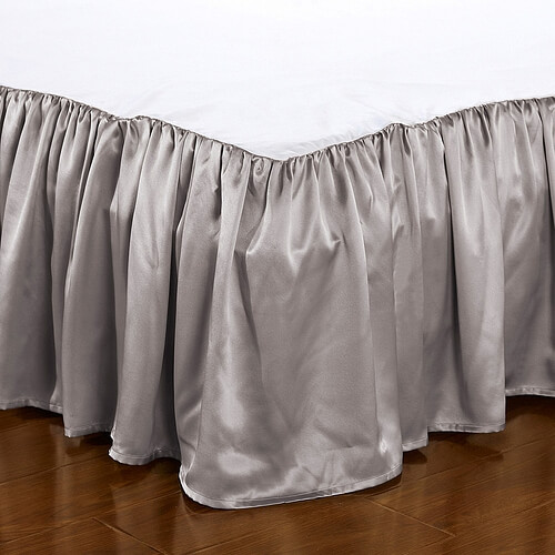 19 Momme Mulberry Silk Bedskirt