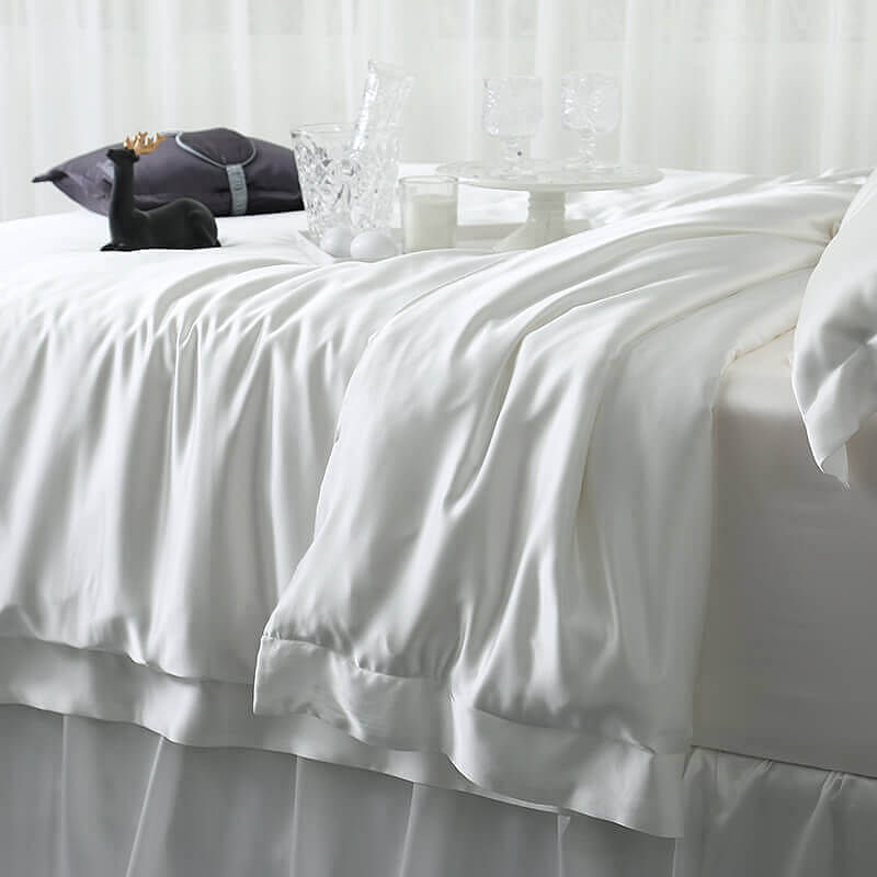 19 Momme Seamless Silk Sheets Set