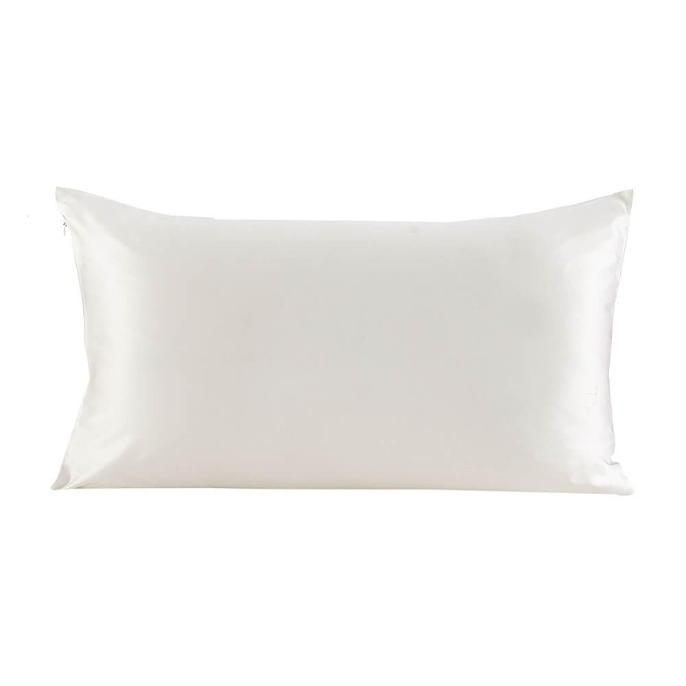 25 Momme Silk Pillowcase with Hidden Zipper