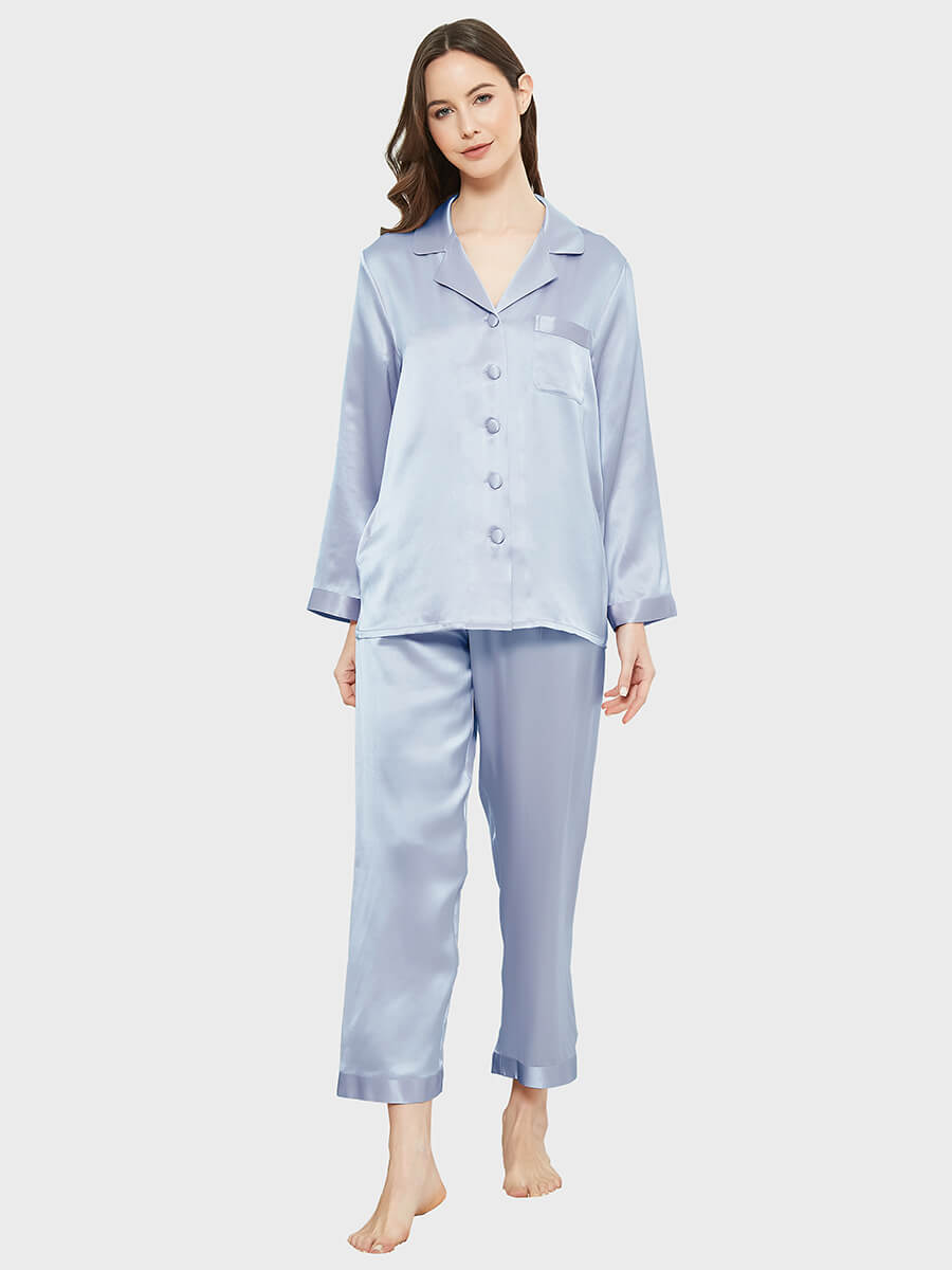 19 Momme Short Sweet Silk Nightdress