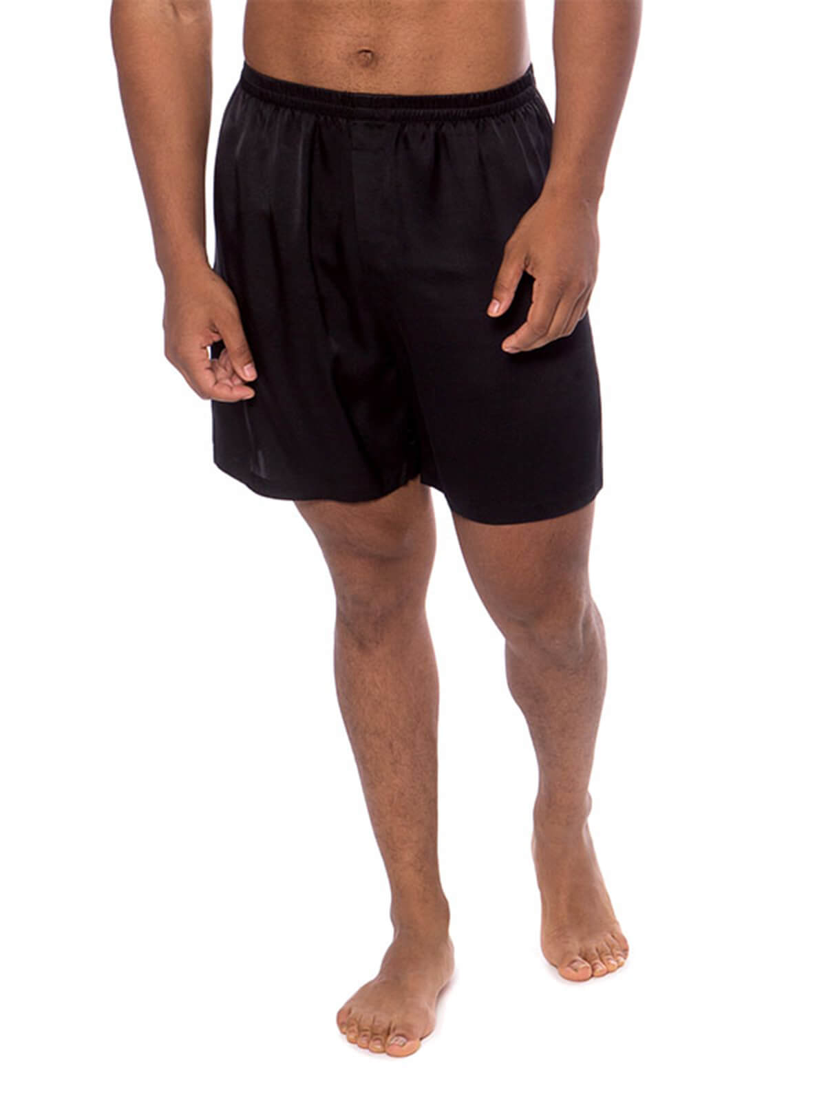 22 Momme Mens Silk Pajama Shorts