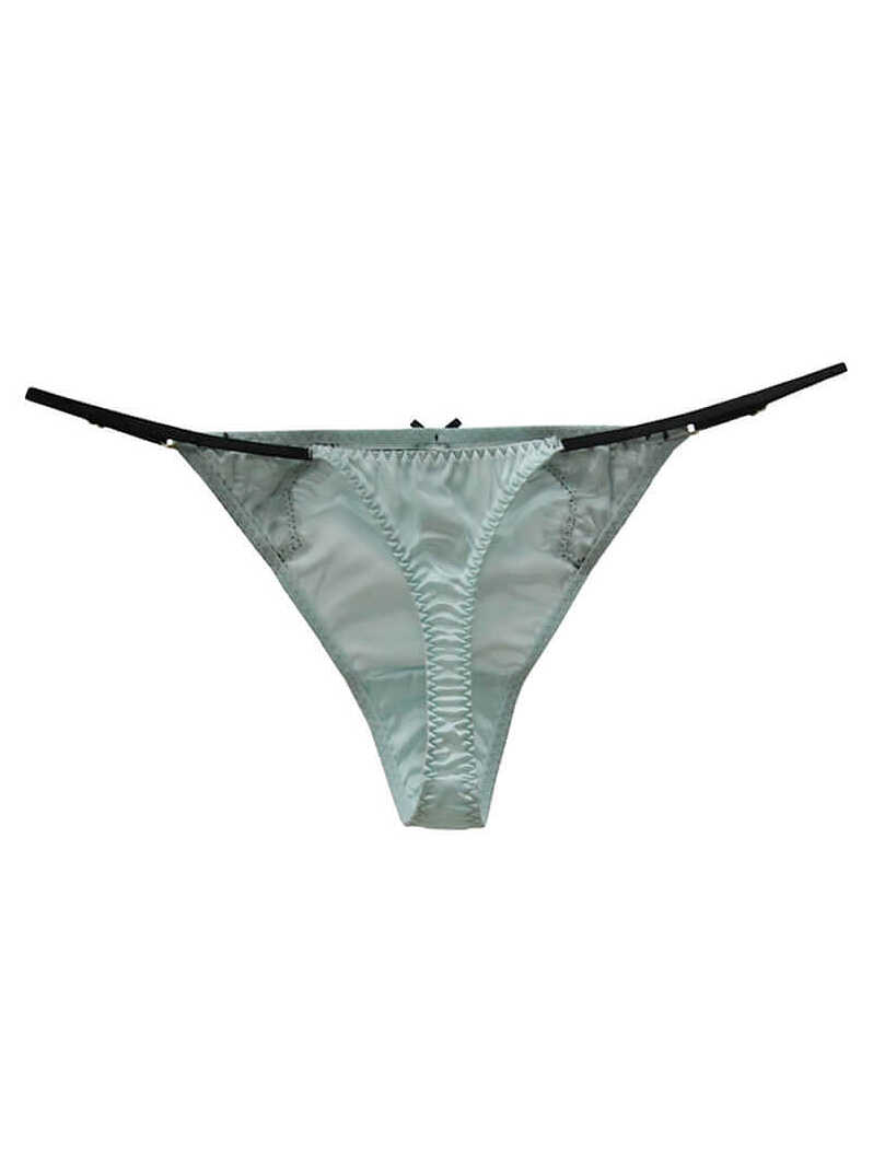 Seamless Silk G-string